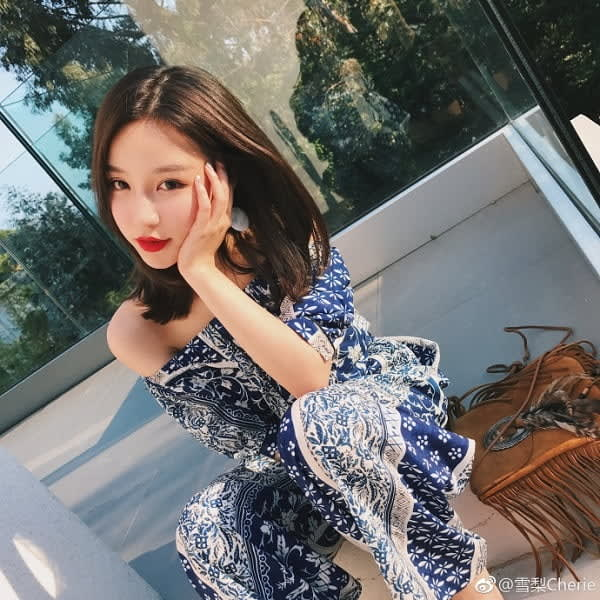 cherie ecommerce influencer KOL in china