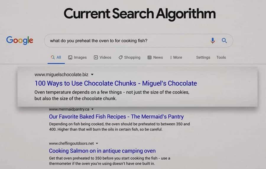 구글 딥랭크 알고리즘 업데이트